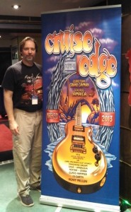 Andrew Colyer on the 2013 Cruise to the Edge