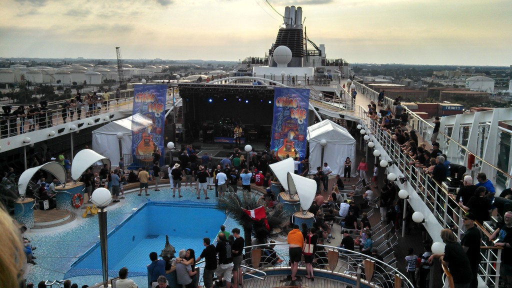 Opening Night Concert - 2013 Cruise to the Edge
