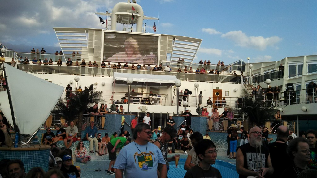 Opening Night on the 2013 Cruise to the Edge