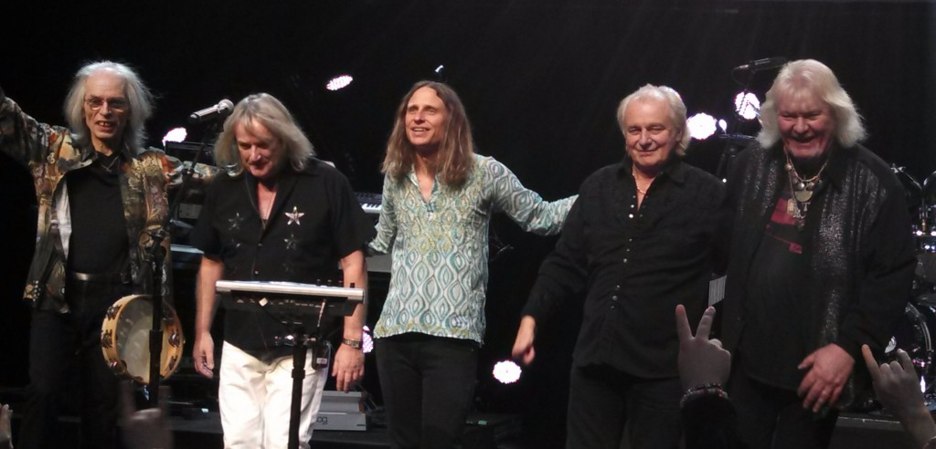 YES at the Foxwoods Theatre, Connecticut – April, 2013 – #3