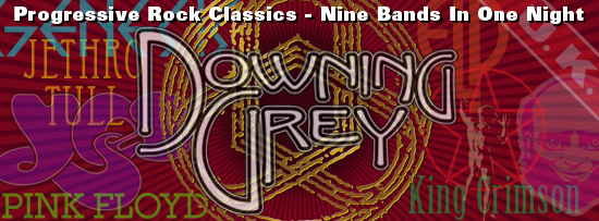 Progressive Rock Tribute Band Downing Grey - Nine Bands in One Night