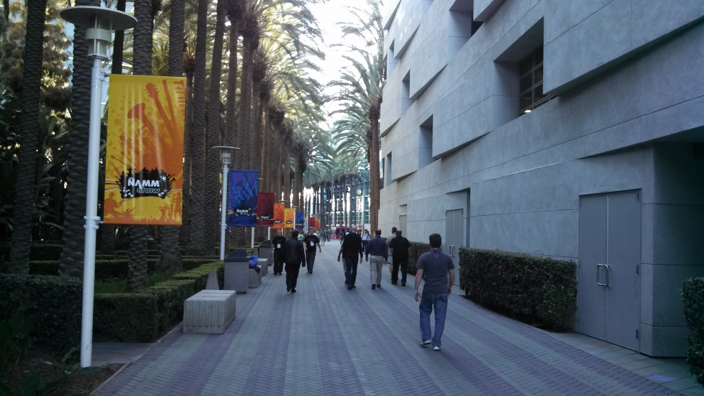 The Pathway to NAMM 2014