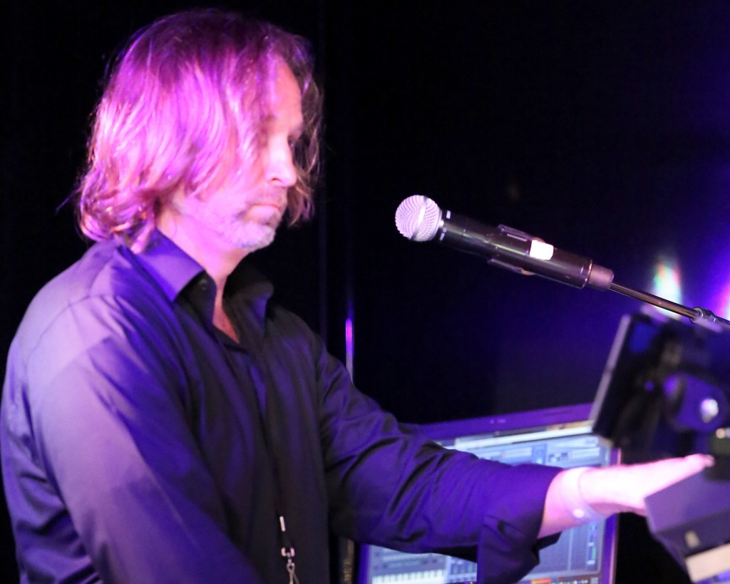 Andrew Colyer's second performance  with the Prog Rock Orchestra on the 2014 Moody Blues Cruise