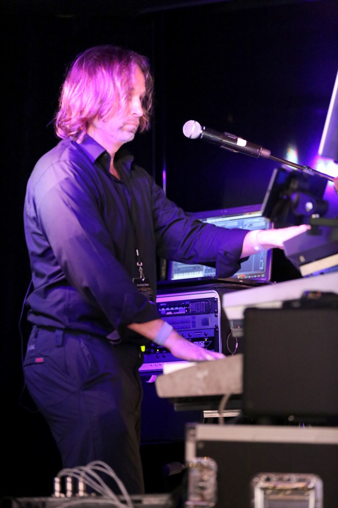 Andrew Colyer performing with the Prog Rock Orchestra on the 2014 YES Cruise to the Edge - Day Two - #1