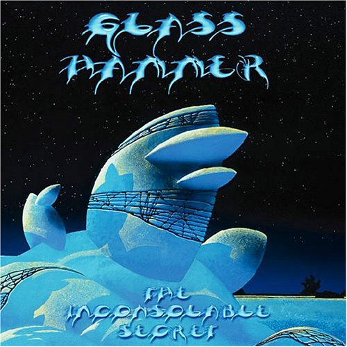 """The Inconsolable Secret""  for Glass Hammer is one of Roger Dean's most recent album covers"