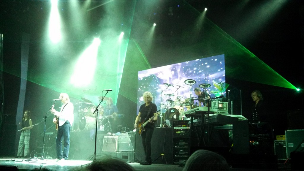 The Moody Blues Concert  - Day One  - #2