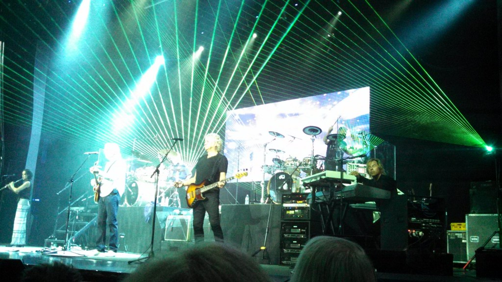 The Moody Blues Concert - Day One