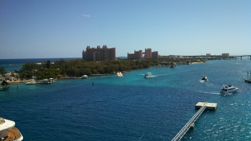 Welcome to the Bahamas!  2014 Moody Blues Cruise