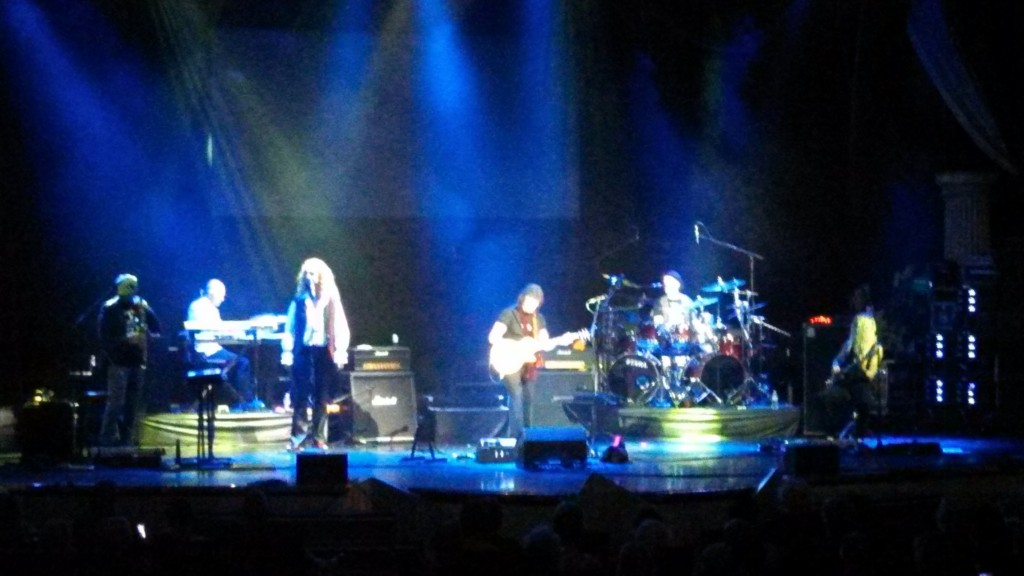 Steve Hackett's Genesis Revisited - 2014 YES Cruise to the Edge - Day One