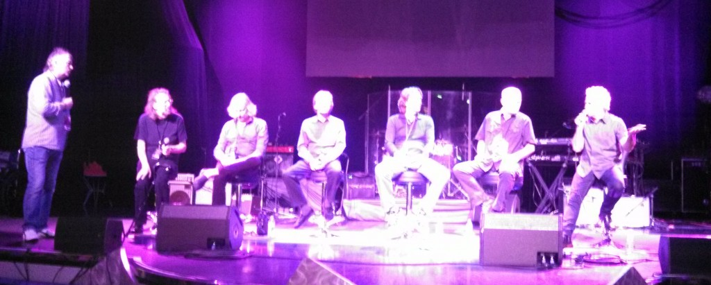 The Orchestra [former members of Electric Light Orchestra (ELO)] Storytellers on the 2014 Moody Blues Cruise