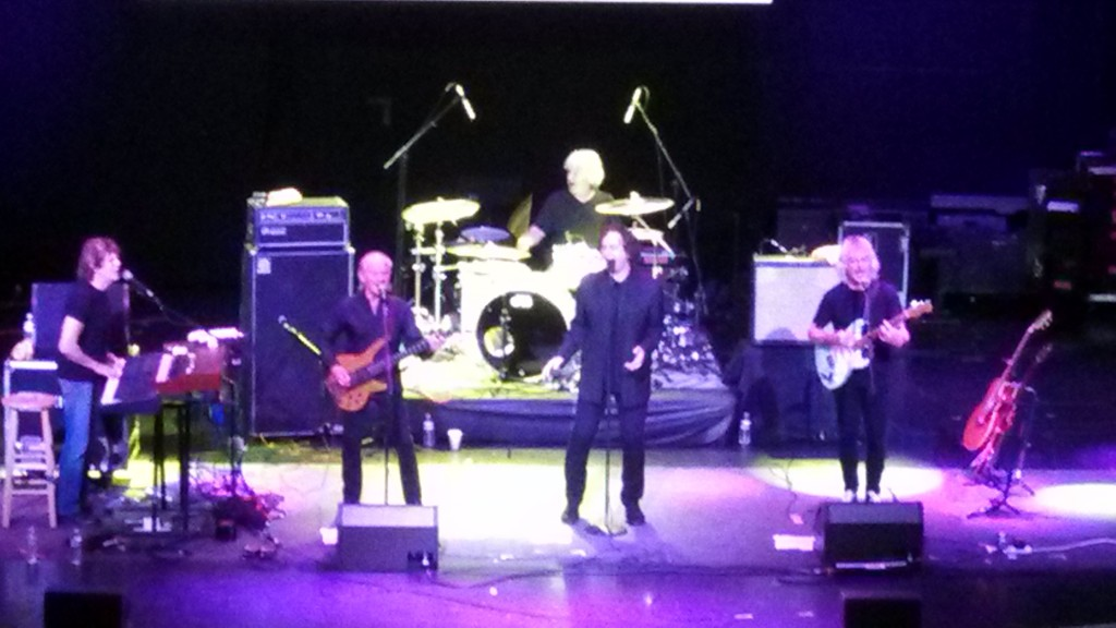 The Zombies performing on the 2014 Moody Blues Cruise - #2