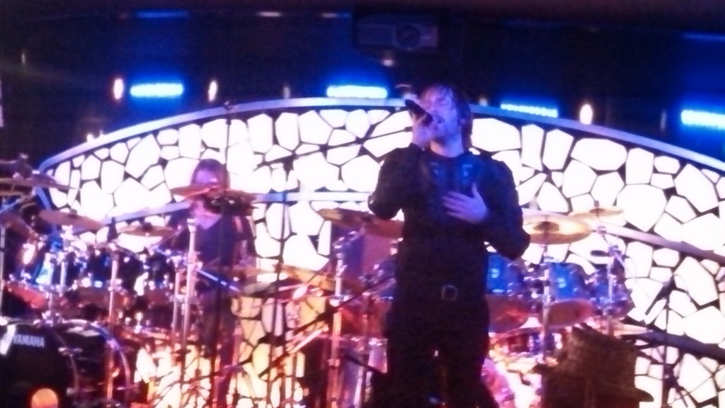 Sound of Contact (featuring Simon Collins) on the 2014 Moody Blues Cruise – Performance #2a