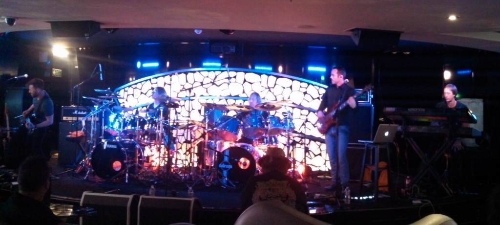 Sound of Contact (featuring Simon Collins) on the 2014 Moody Blues Cruise – Performance #2b