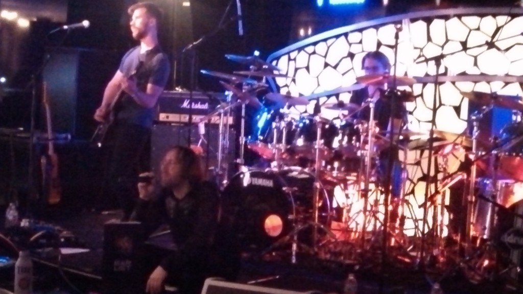 Sound of Contact (featuring Simon Collins) on the 2014 Moody Blues Cruise – Performance #2e